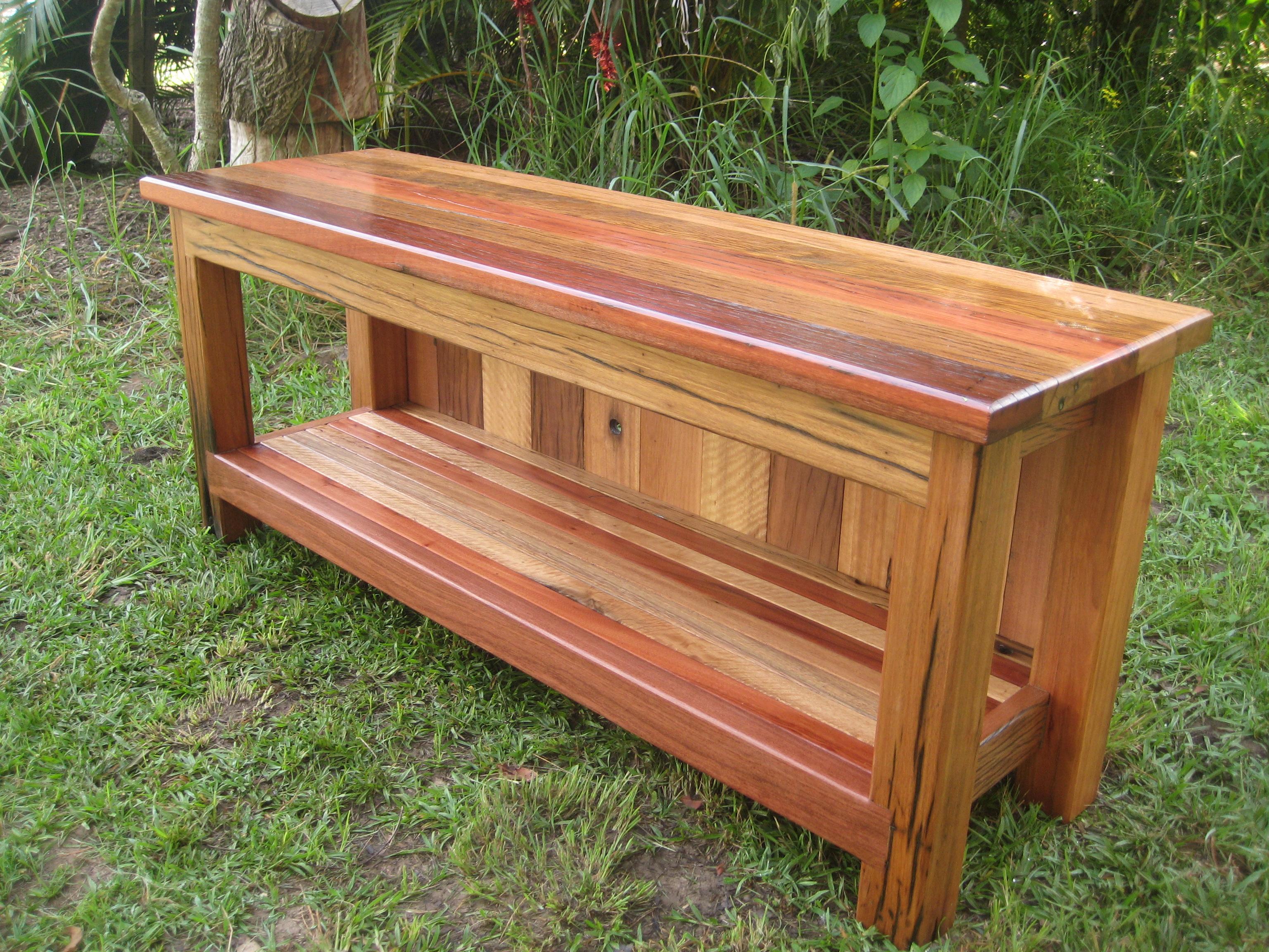 Bridge Beautys Handcrafted Reclaimed Timber Furniture